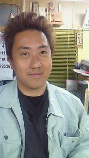 名前:上野 弘喜  外構部隊の特攻隊長! 2級造園施工管理